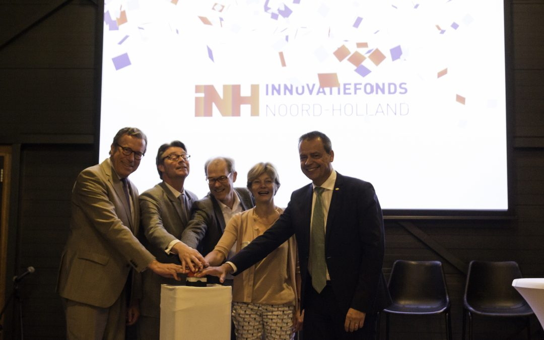 Innovatiefonds Noord-Holland gelanceerd